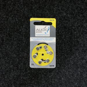 Audio2000 piles ZA10 appareils auditifs