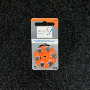 Audio2000 piles ZA13 appareils auditifs