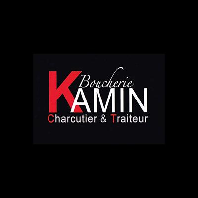 logo boucherie kamin