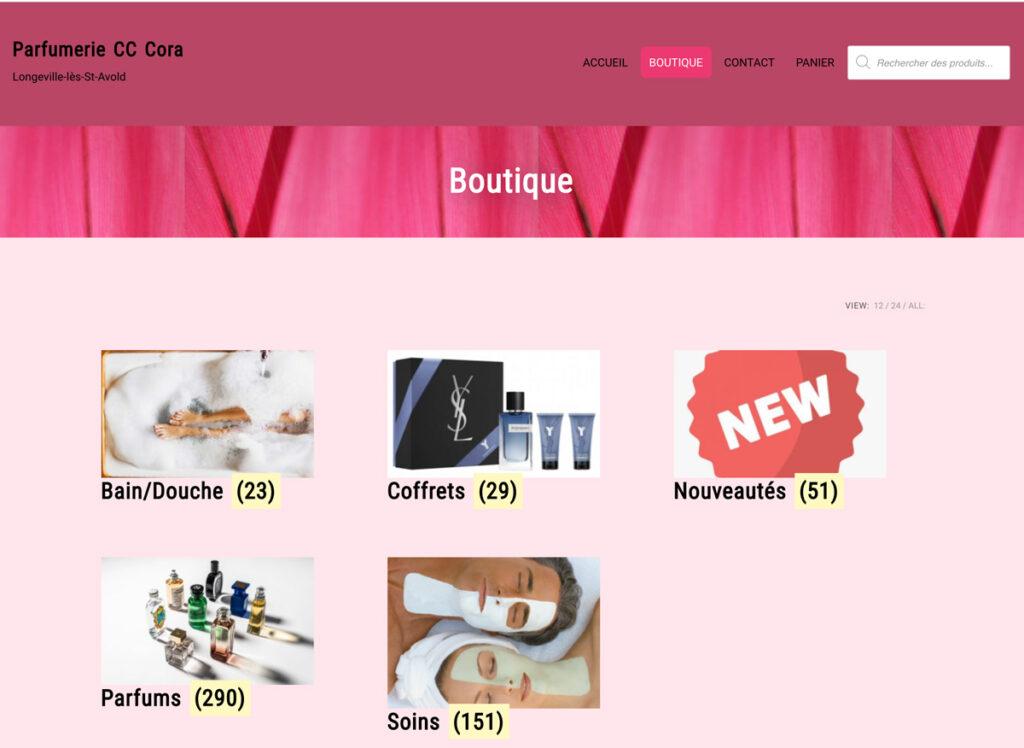 site internet passion beauté cityavie