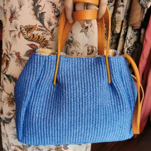 sac bleu auren