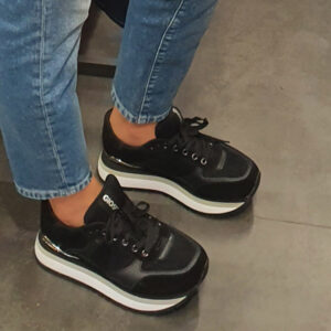 baskets noires mod2vie